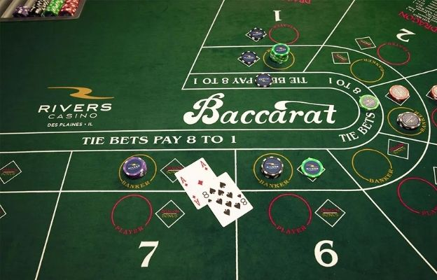 Online casino games for women baccarat